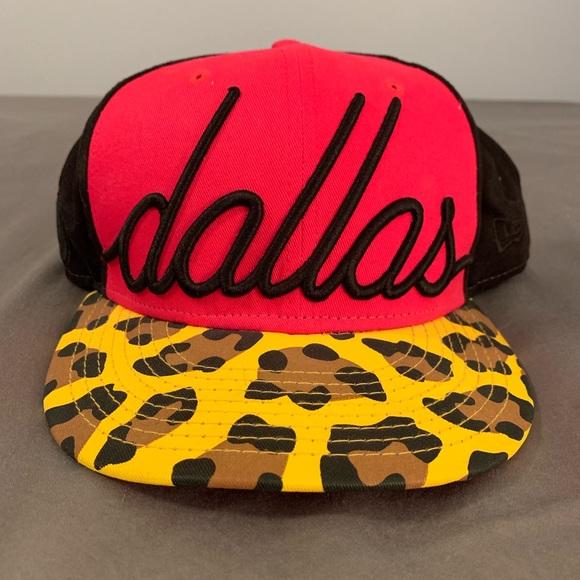 a00b7315 New Era Accessories   Dallas Mavericks Yums Snapback 9fifty Hat ...